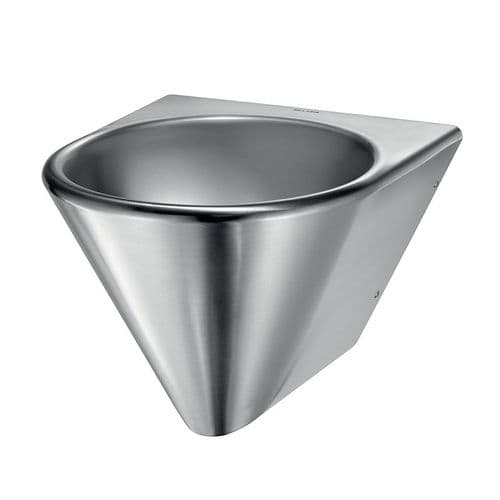Delabie 120130 BOB Wall-Mounted Washbasin