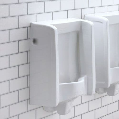 Back Inlet Healey & Lord Florida Urinal Bowl