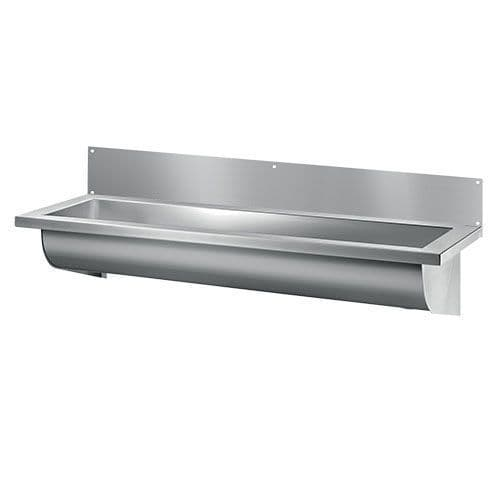 Delabie Canal Stainless Steel Wash Troughs