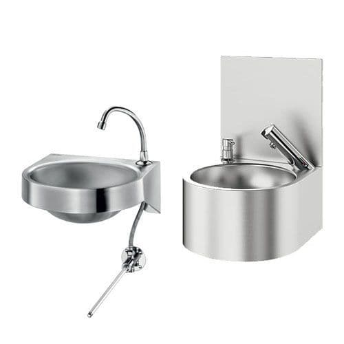 Delabie Stainless Steel Hospital Sinks
