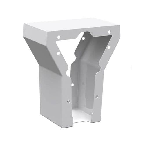 DVS Disabled WC Pan White Enamelled Steel Spacer Box