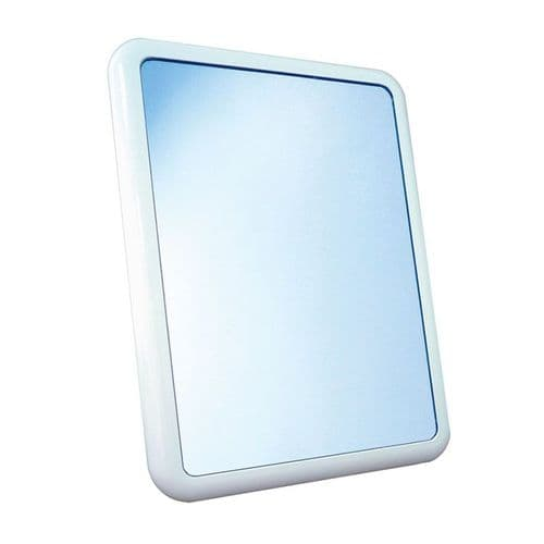 DVS High Security Mirror with Moulded Frame