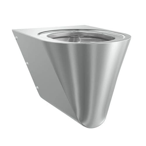 Franke Campus CMPX592 Wall-Hung WC Pan