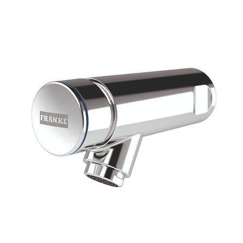 Franke F3S F3SV1002 Wall-Mounted Push Time-Flow Tap