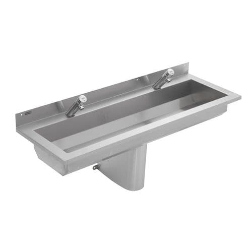 Franke Stainless Steel Wash Troughs