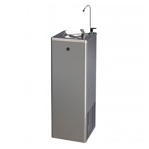 Franke Water Gem ANMX309 Floorstanding Chilled Drinking Fountain with Bottle Filler