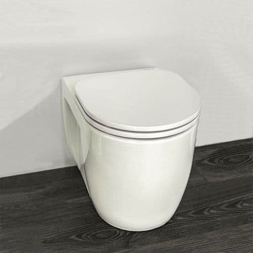 H&L Junior Series Childrens Toilet with White Seat