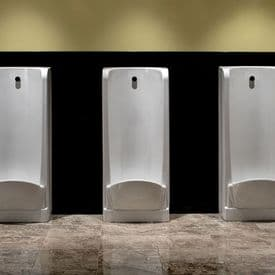 Healey & Lord Niagara Art Deco Vintage Urinal