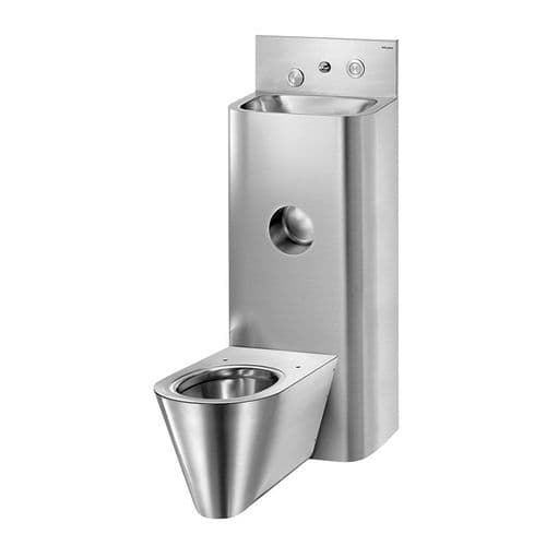 Stainless Steel Prison Toilet Combination Units