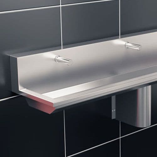 View All Stainless Steel Wash Troughs