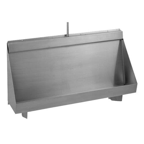 Wall-Hung Urinal Troughs