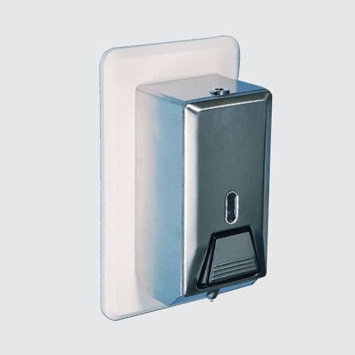 Yewdale Kestrel Anti-Ligature Soap Dispenser