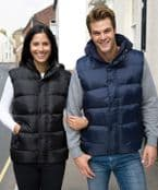 Queens' College Lux Padded Gilet