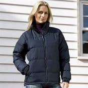 Queens' College Womens' Holkham Down Jacket