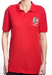 TGS House Polo FAYERMAN - Colour - RED