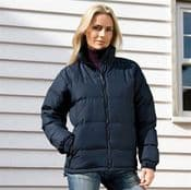 Trinity College, Oxford University Ladies Holkham Down Feel Jacket